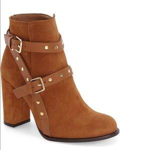 TopShop 'Harriett' Stud Strap Boot.